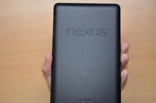 Nexus 7 Outshined iPad Mini's Color Range