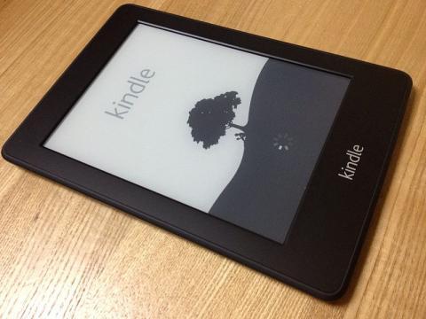 New Amazon E-Reader Already In Development