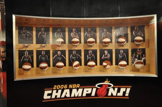 2010 Miami Heat Season Tickets Package