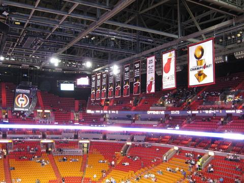 Los Angeles Lakers vs. Miami Heat
