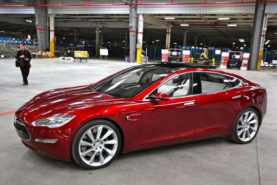 Tesla Welcomes New Competition
