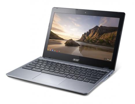 New Chromebooks Hit The Streets