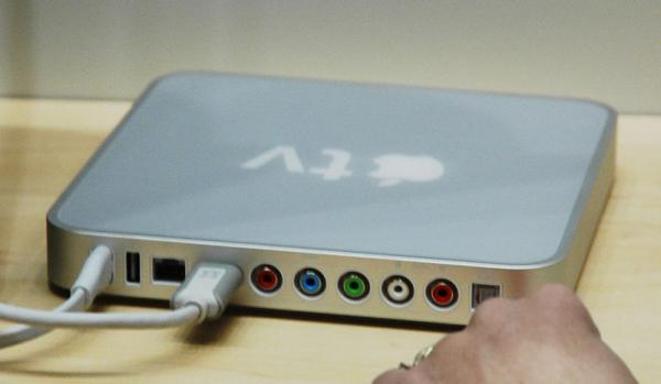 Apple TV Rumors Heated Up
