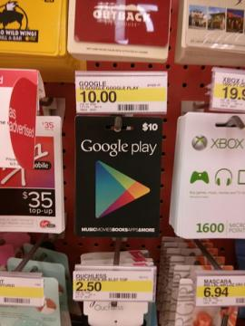 Google Play Downloads Surpassed Apple's App Store