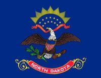 North Dakota ranks second