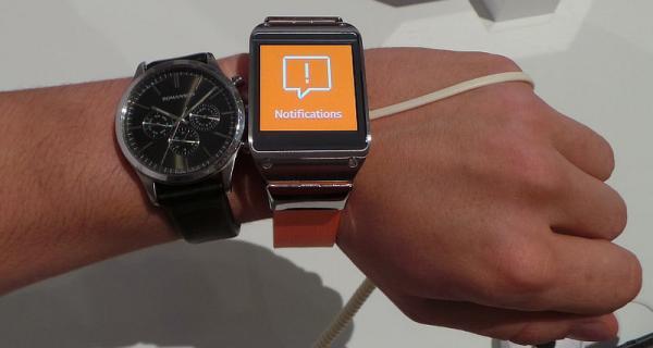 Samsung Unveiled Galaxy Gear