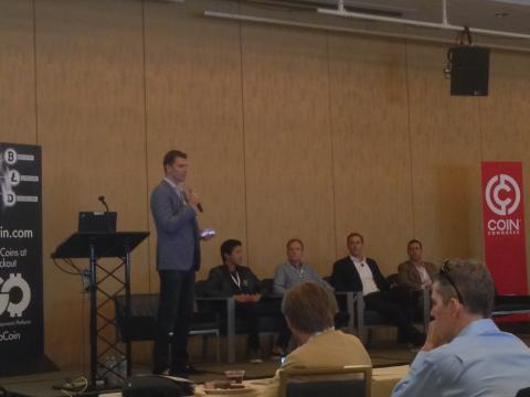 VC Panelists P. Bart Stephens, James Robinson, Jonathan Teo, and Steve Wate
