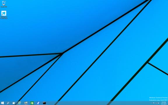 Microsoft Announced Windows 10