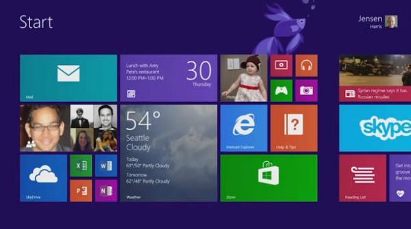 Windows 8.1 Launch Date Announced