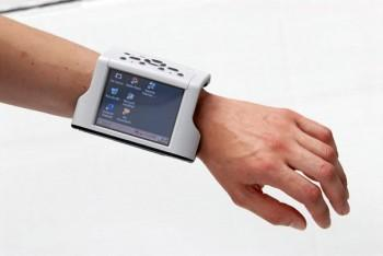 WANT: Wearable Multi-Touch Interaction