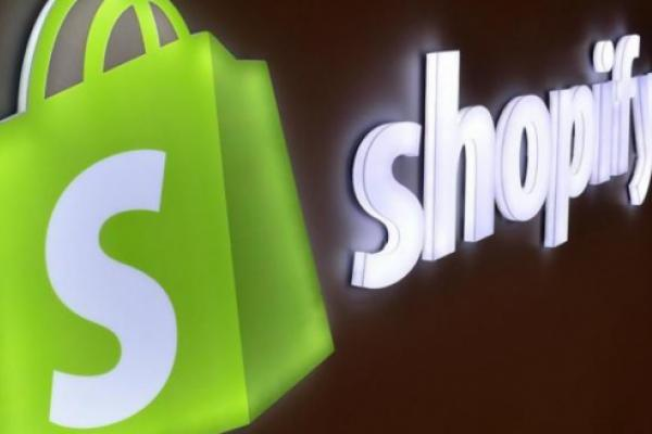 Why Shopify's Stock Is Trading Lower Today