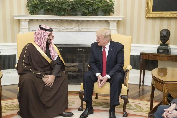 Saudi Crown Prince Assures Trump Of 'Cooperation' In Pensacola Shooting Investigation