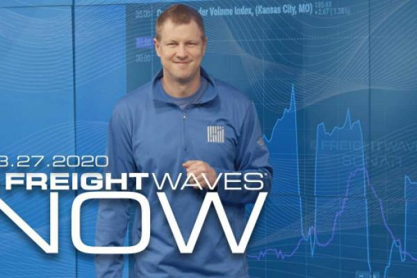 Volumes Falter, But Not Evenly – FreightWaves NOW