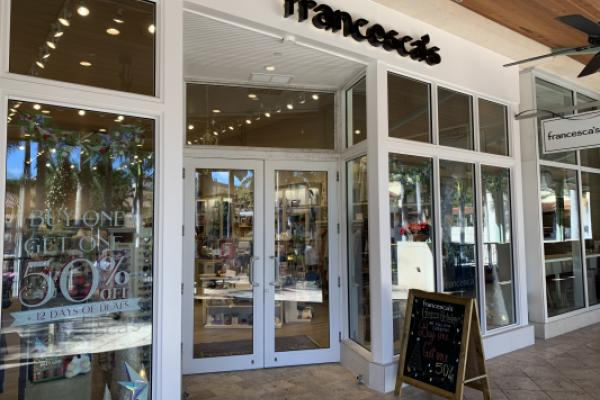 Francesca's Trades Higher By 80% On Q2 Earnings