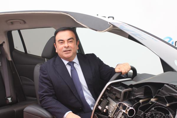 Nissan Demands $90M In Damages From Former Chairman Carlos Ghosn