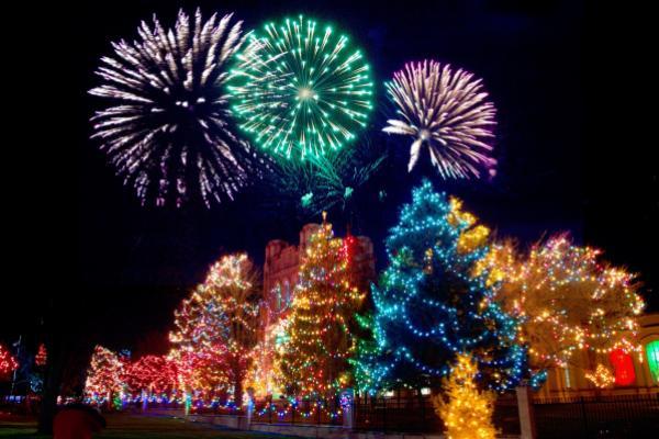 Christmas Lights Shine A Light On Shifting Trade Patterns