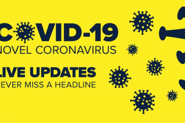Coronavirus Outbreak Updated: Keep Up With The Latest Headlines