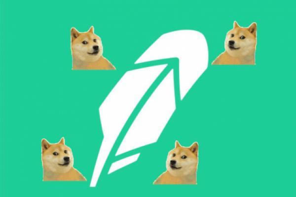 Robinhood Dogecoin Trades nicht ausfuhrlich