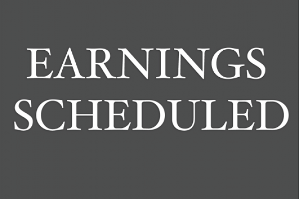 Earnings Scheduled For April 1, 2020