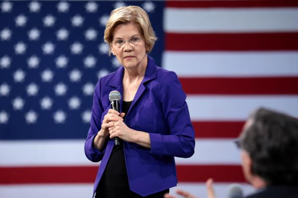 Elizabeth Warren Made About $80,000 A Year In Legal Fees Over Three Decades