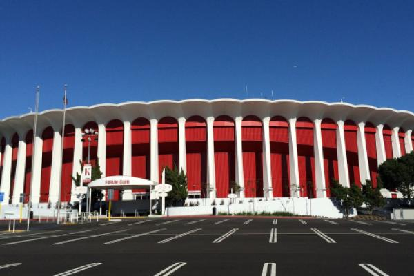 Ballmer Reportedly Close To Buying The Forum From MSG, Removing Barrier To New Clippers Arena