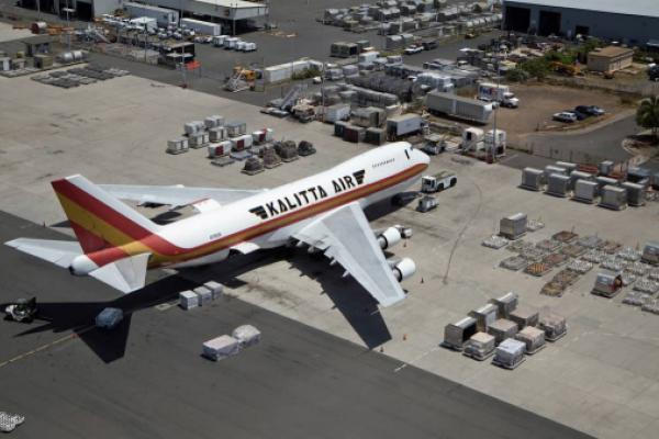 23% Drop In March Airfreight Business Dwarfs February Fall