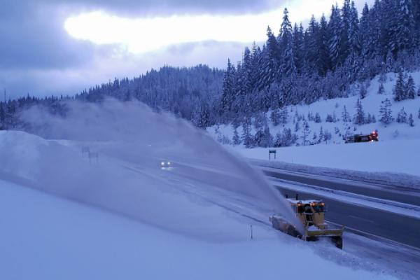 Early-Week Snow Storm Returning To Pacific Northwest (With Forecast Video)