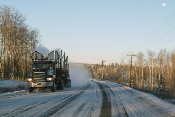 Debt, Losses Sink Indigenous-Owned Canadian Carrier Featured On 'Ice Road Truckers'