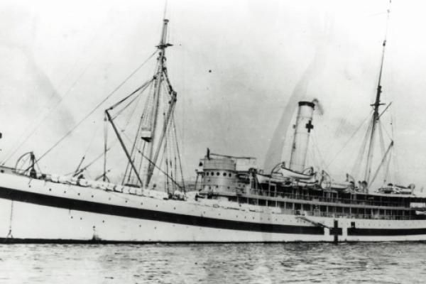 Maritime History Notes: America's Hospital Ships