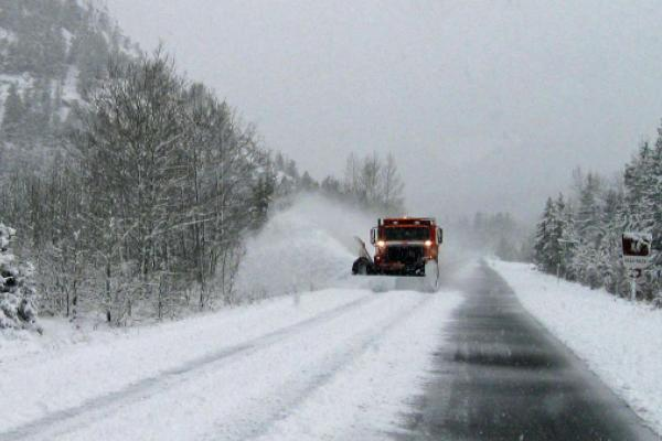 Snow Storm Keeps Trucking Across Northwest Freight Region (With Forecast Video)