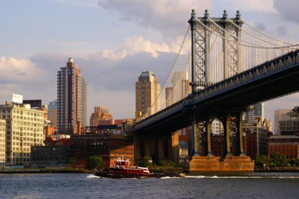 Getting Freight Off I-95 And On To The Water Is The Goal Of A NY City-Led Study