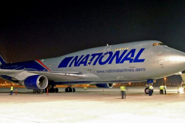 FEMA Relief Shipment Diverted To LAX