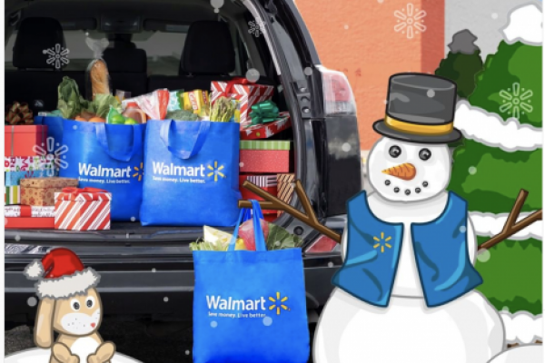 Walmart Takes Down Christmas Sweater Featuring Coke-Snorting Santa, Others