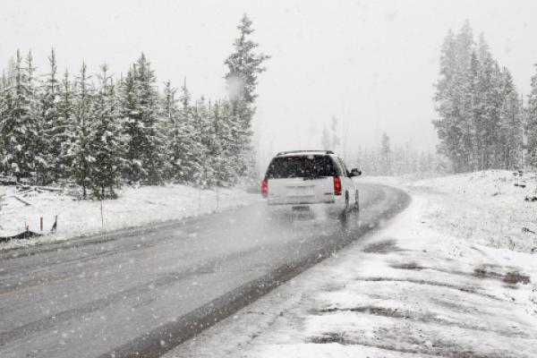 Major Snowstorm Continues To Spin Over The Sierra Nevada