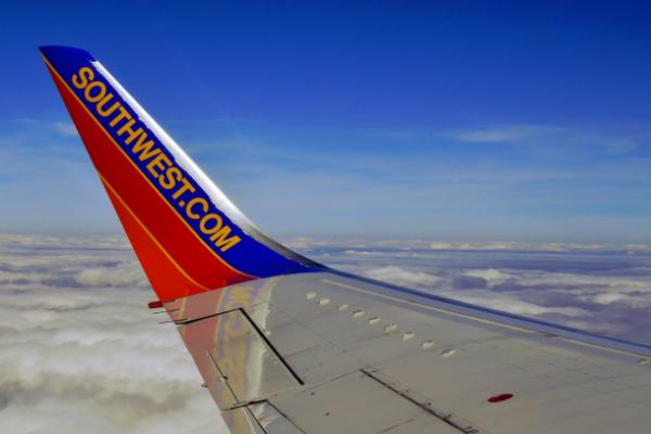 Air Forwarders Recognize Southwest As Best Domestic Airline — Again