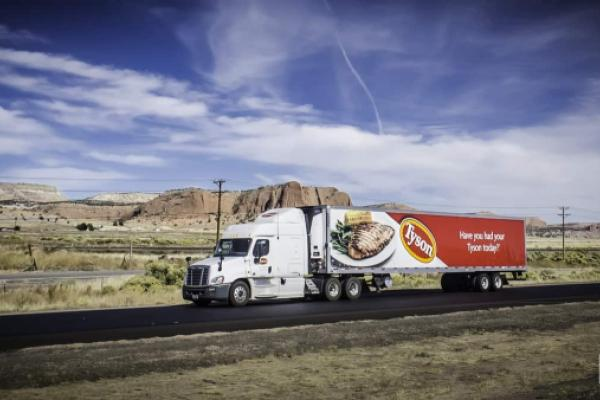 Tyson Foods Paying $60 Million To Drivers, Frontline Workers