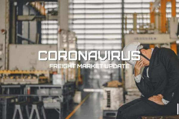 Unemployment And Economic Impacts Of A Pandemic: Coronavirus Freight Market Update (with video)