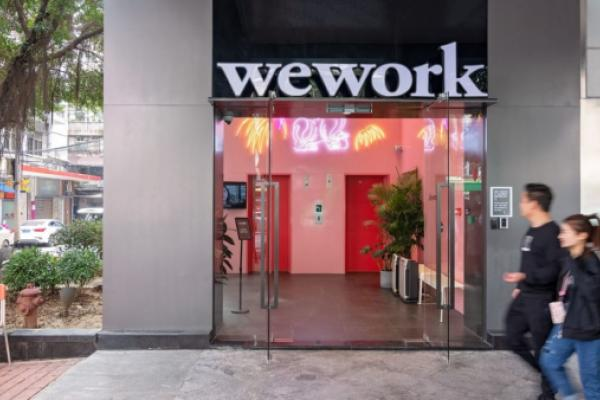 WeWork's Market Share Reportedly Falls By Half Following Botched IPO