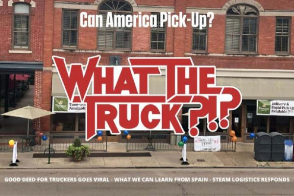 Can America Pick-Up? (With Video)