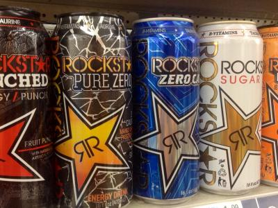 Rockstar Energy Drink Target Market