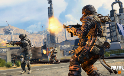 """Call of Duty: Black Ops 4"" screenshot courtesy of Activision Blizzard."