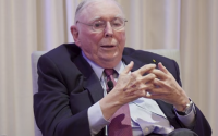 Photo: A Conversation with Charlie Munger and Michigan Ross - 2017