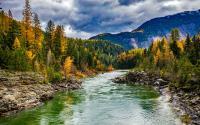 Montana landscape; Image by David Mark from Pixabay