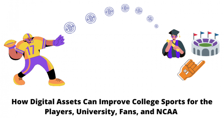 College Athletes Should Be Able To Profit From The Sale Of Their Own NFTs. Here's How That Could Work