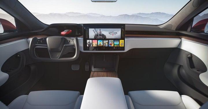 Tesla Will Be A Key Winner In Autonomous Vehicle Race Says Gene Munster