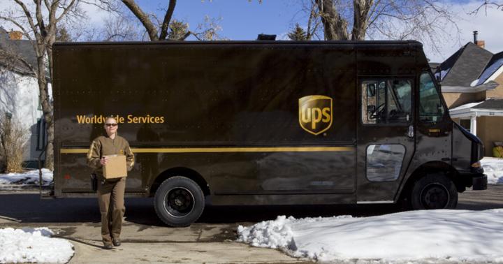 JPMorgan Upgrades UPS After Recent Sell-Off