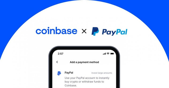 You Can Now Buy Bitcoin With PayPal On Coinbase