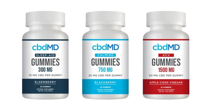 cbdMD To Launch New Gummies And Drink Mixes This Spring