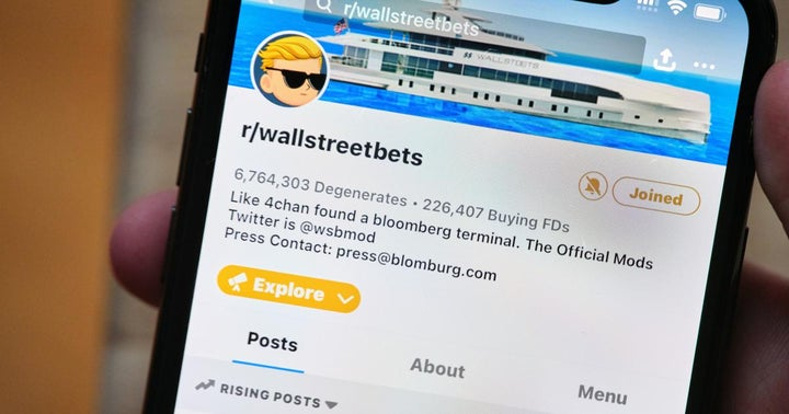 Alibaba, Clover Health, GameStop, AMC, DocuSign And More: Stocks Trending on WallStreetBets Today