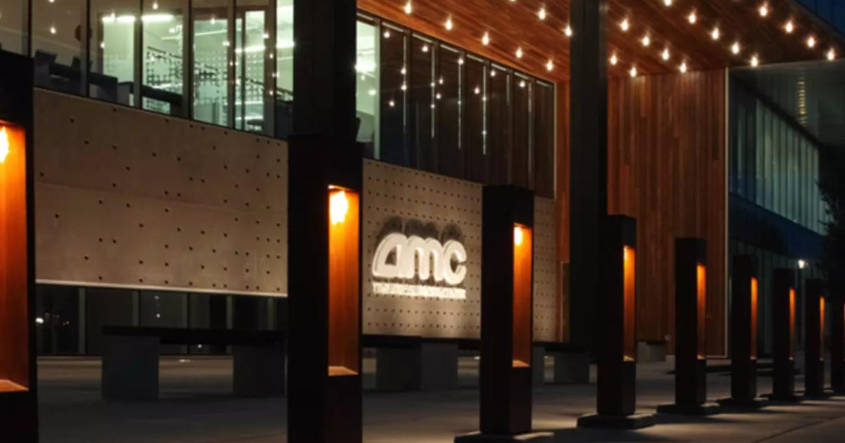 Is AMC Entertainment Stock Building Power For Another Break?